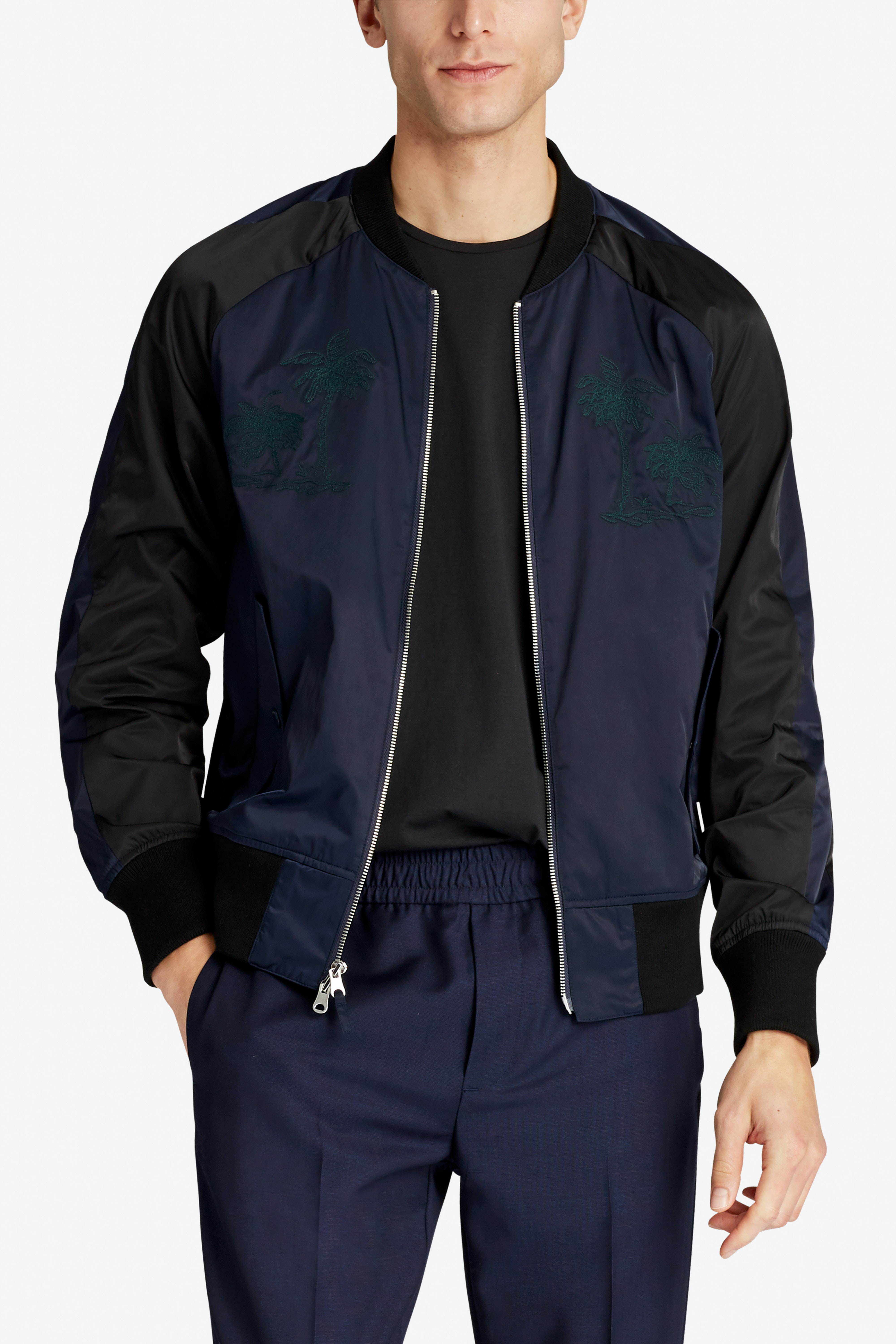 The Boulevard Bomber Jacket