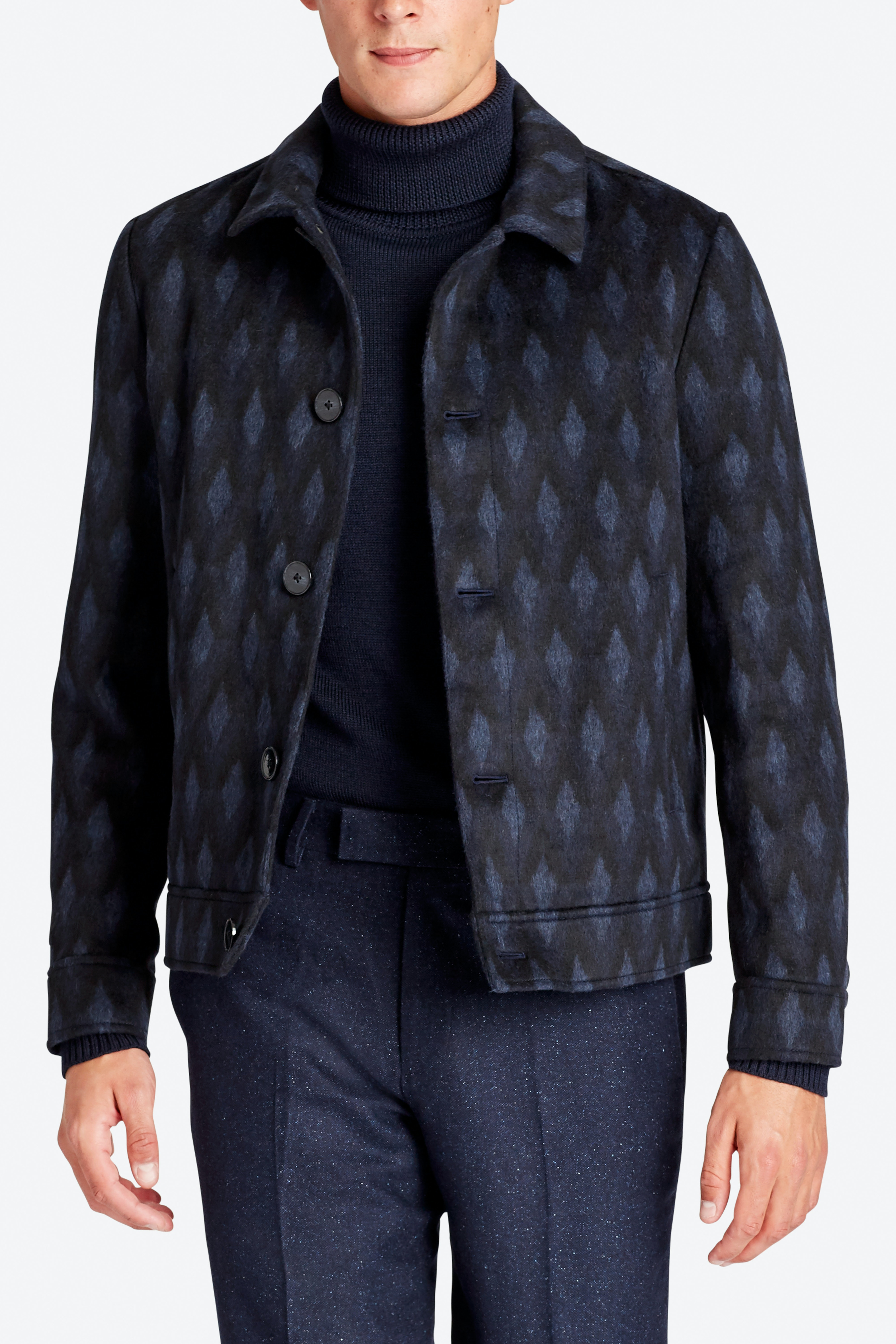 The Ikat Bomber