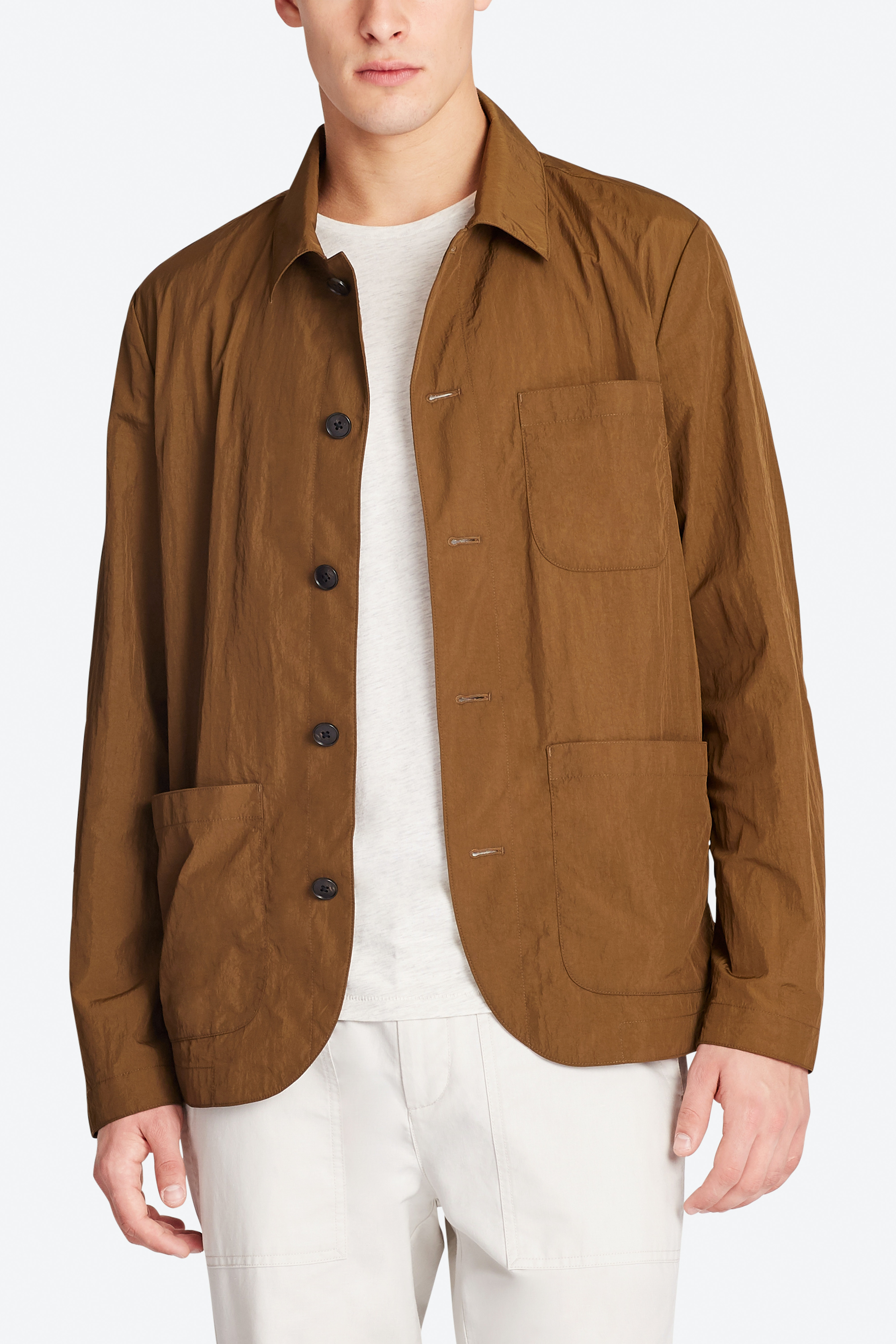 The Packable Chore Jacket