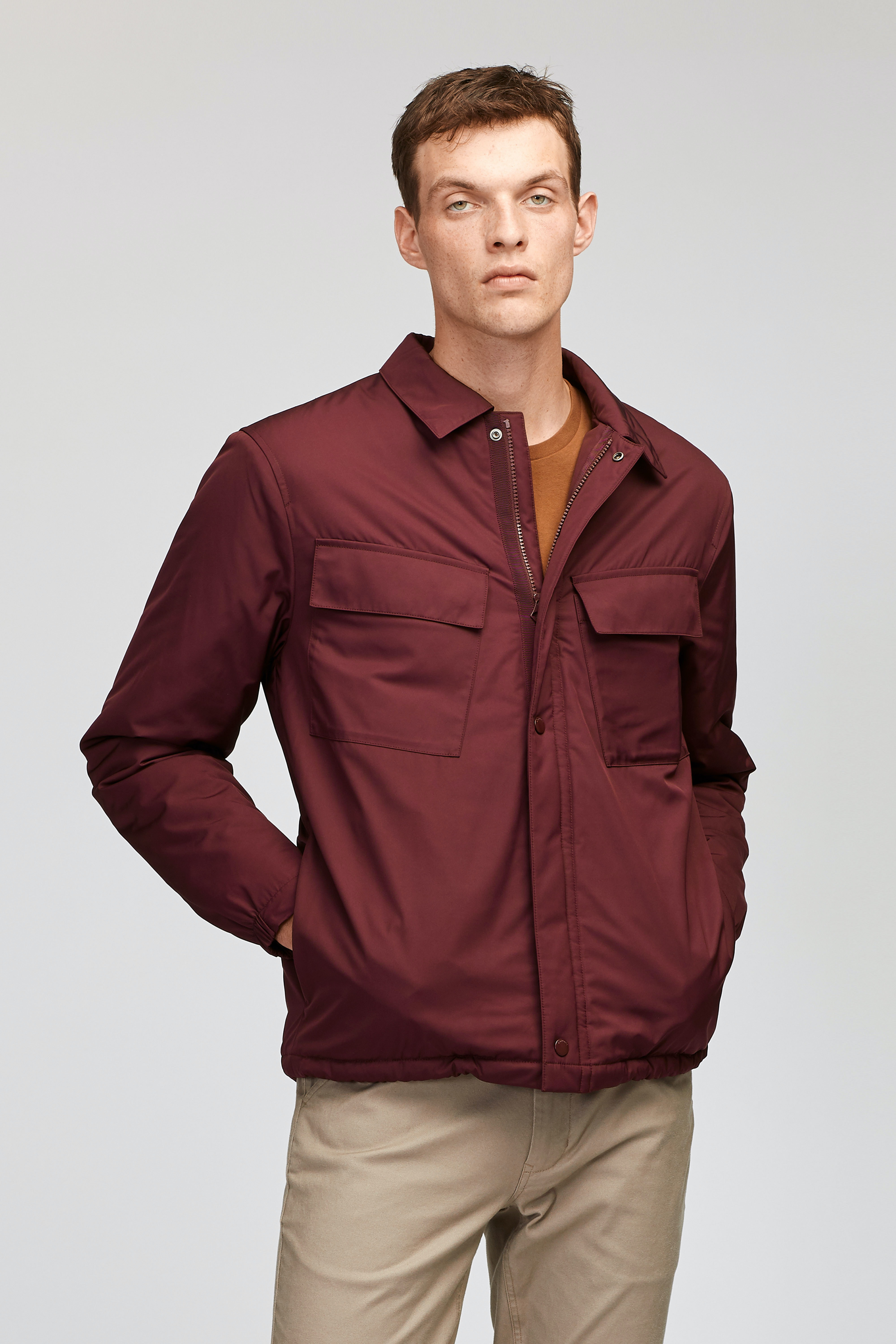 The Quilted Coach's Jacket