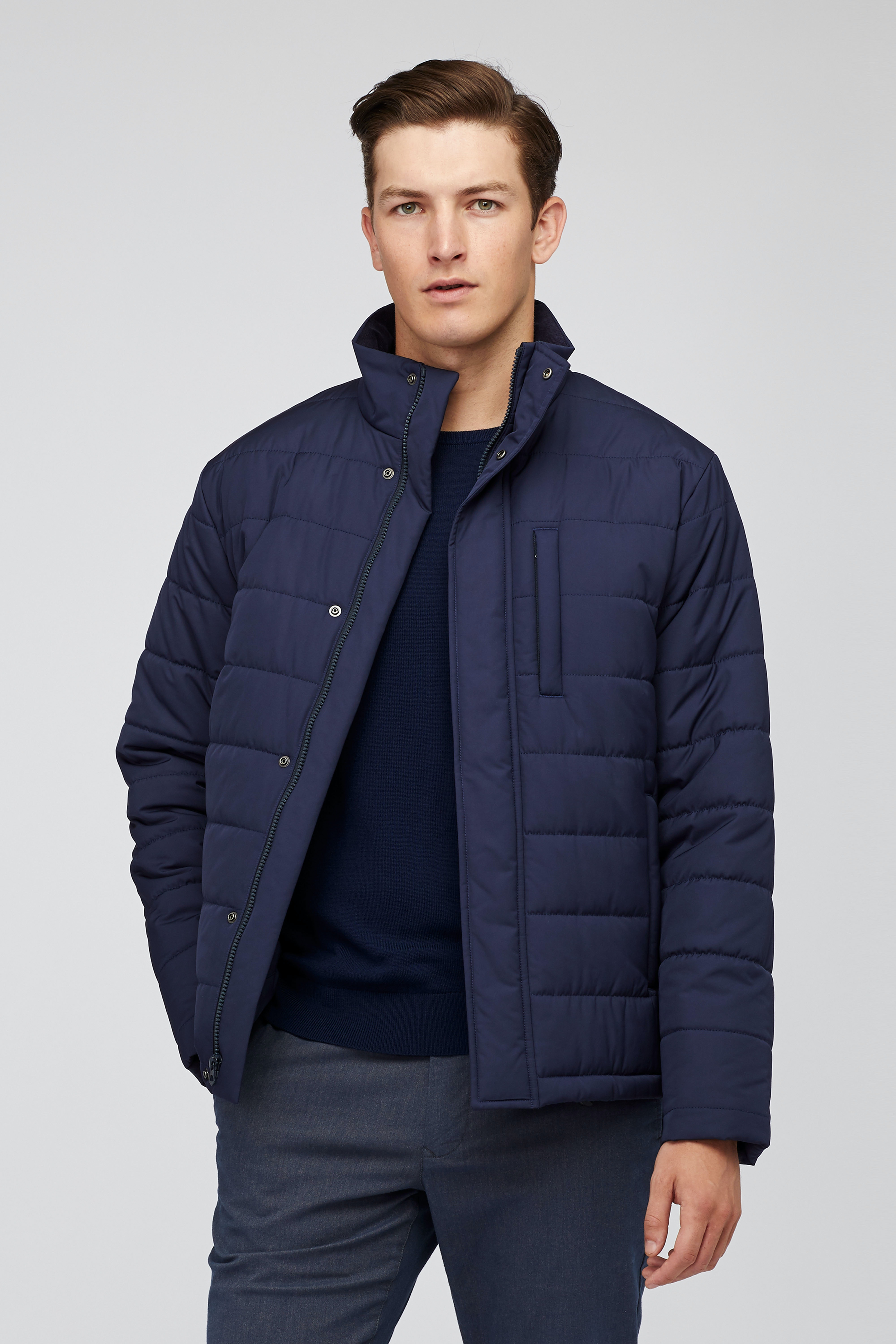 The Channel Quilted Jacket