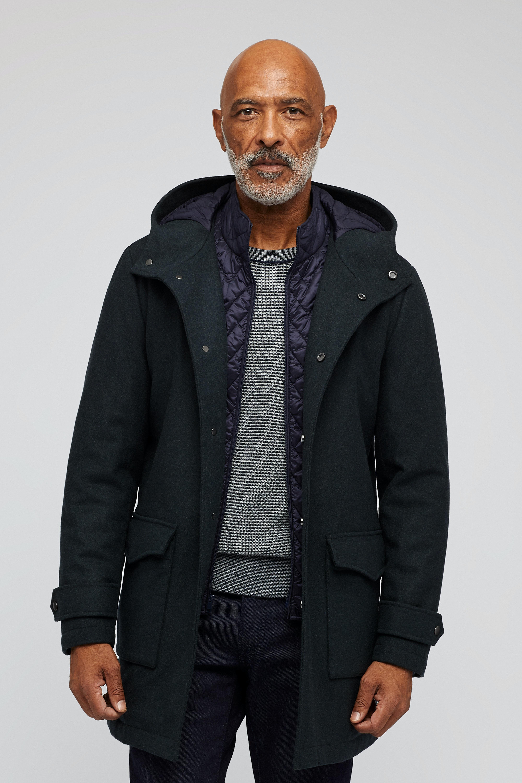The Tech Wool Field Jacket