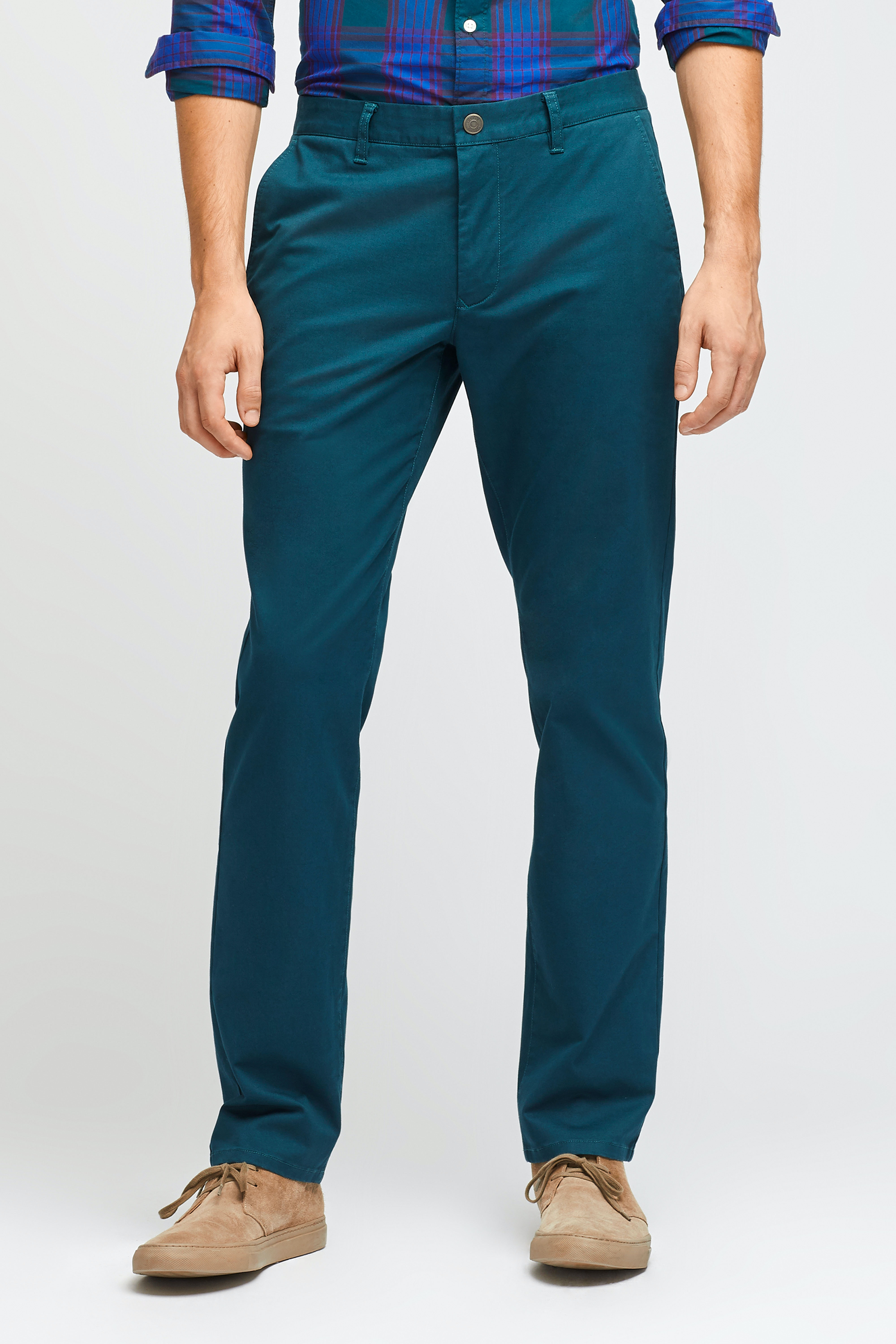 Stretch Washed Chinos